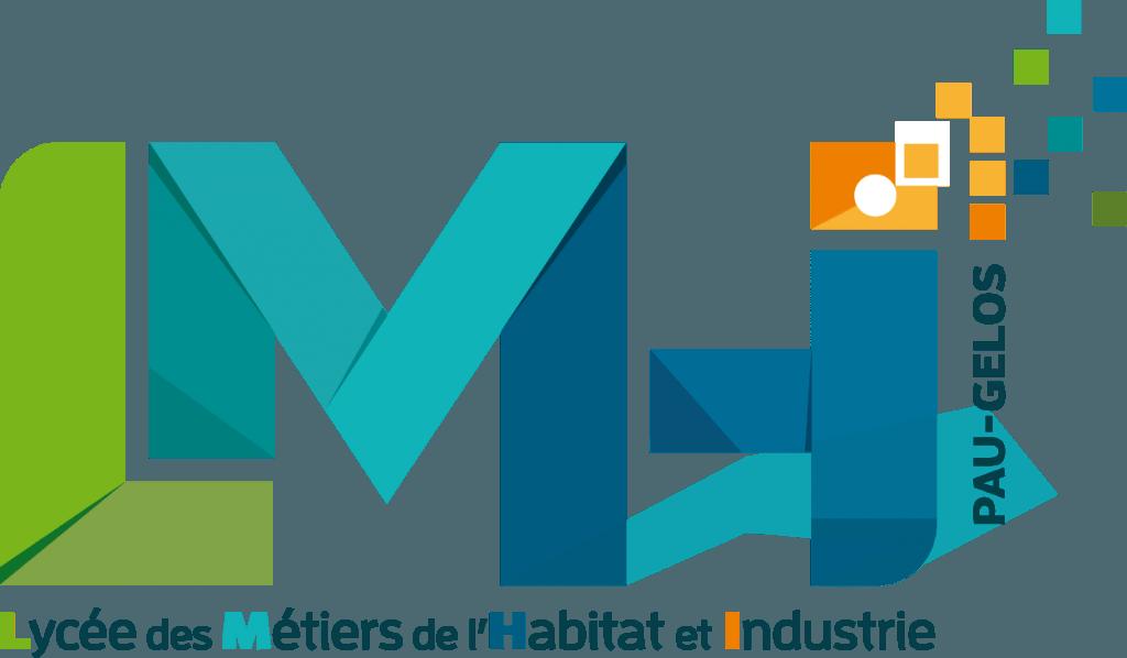 Logo du Lycée des Métiers de l'Habitat et Industrie de Pau - Gelos