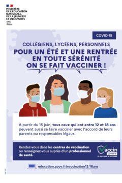 Vaccination 2021